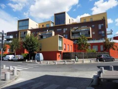 Porte de la Villette /Stade de France, parking !