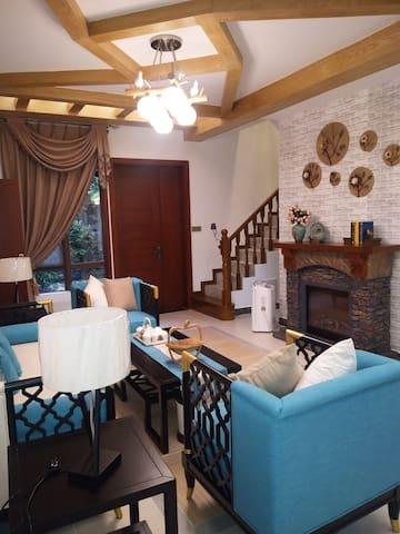 青城花香木屋