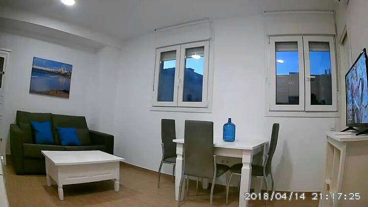 Apartamento zona playa estadio NUEVO