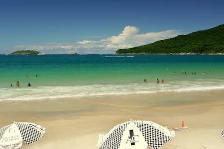 Conforto a dois passos do paraíso - Florianópolis