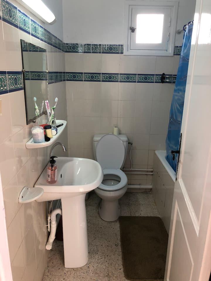 Private room in Sidi Bou Said