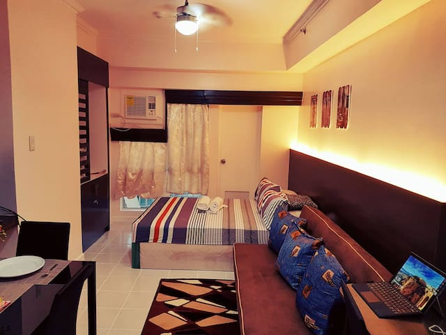 Brent's Room for Rent in the Heart of Tagaytay - Tagaytay - Condominium