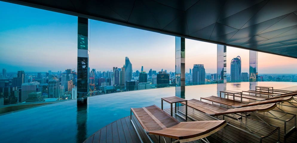 Amazing Infinity Pool & Amazing View