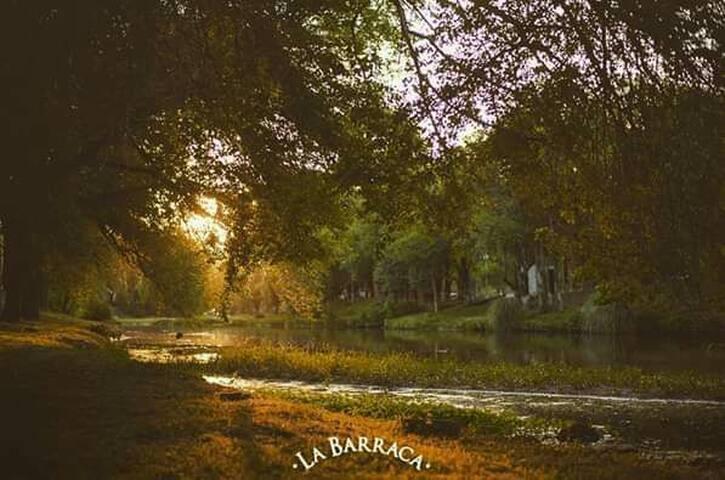 Cabañas La Barraca - Río de los Sauces - Córdoba -