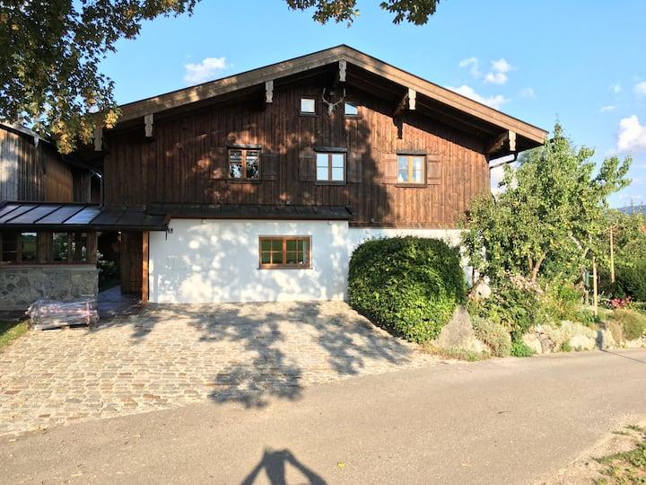 Neue Ferienwohnung in Gmund/ Moosrain am Tegernsee