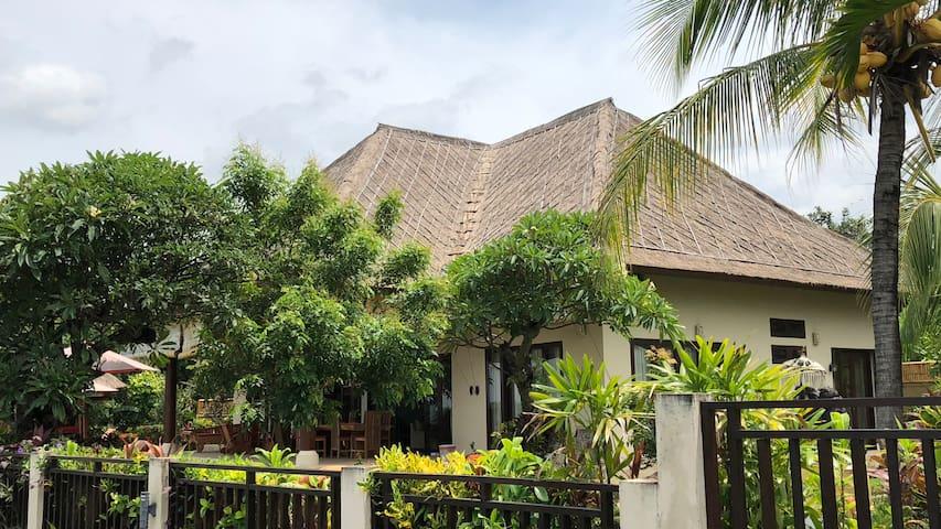 Private Luxusvilla im Kolonial-Stil