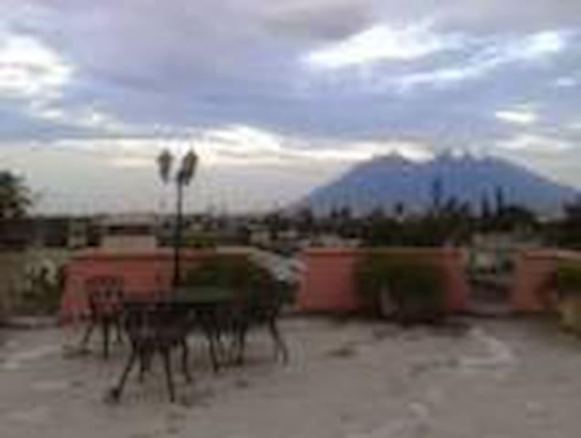 Depatamento amueblado tipo hotel, Monterrey