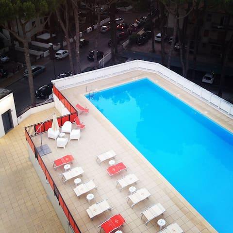 Le Coccole dell'Hotel nel BILOCALE al Mare! - Comacchio  - Apartment
