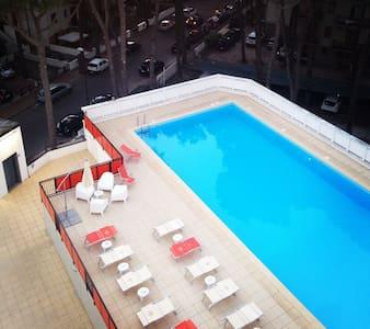 Le Coccole dell'Hotel nel BILOCALE al Mare! - Comacchio  - 公寓