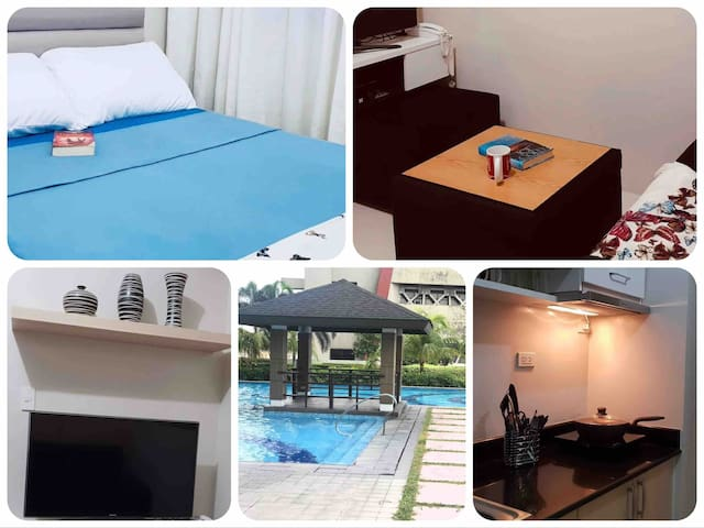1BR Condo Unit with Balcony @ SMDC Sun Residences