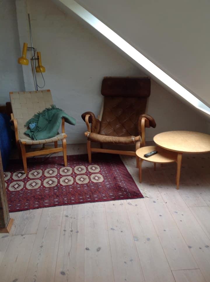Værelse i privat hjem