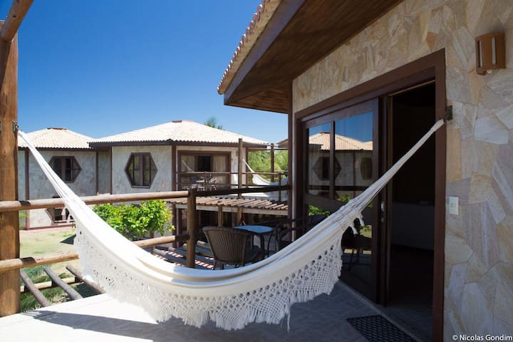 Tropical OCEAN 1 Apartment with one bedroom en suite