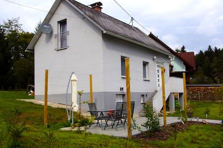 Gemütliches Haus, moderne Ausstattung, Ruhelage - Großsöding