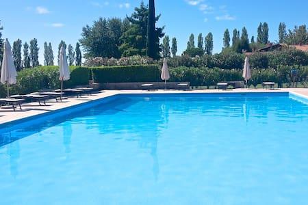 Cozy Apartment in a Golf Club close to Garda Lake - Soiano del lago