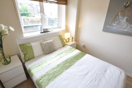 (TA-2) Cosy double room close to Mile End Park - Londra