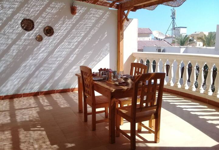 Bed & Breakfast for adventure holidays - Hurghada