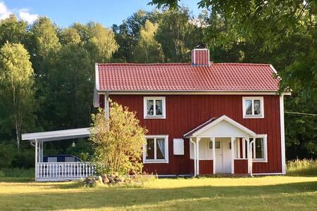 Schweden, Ferienhaus, 3 Schlafzi., Kängsebo