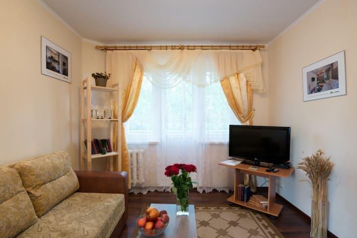 Vip-kvartira на Золотой Горке - Borovlyany 2 - Appartement