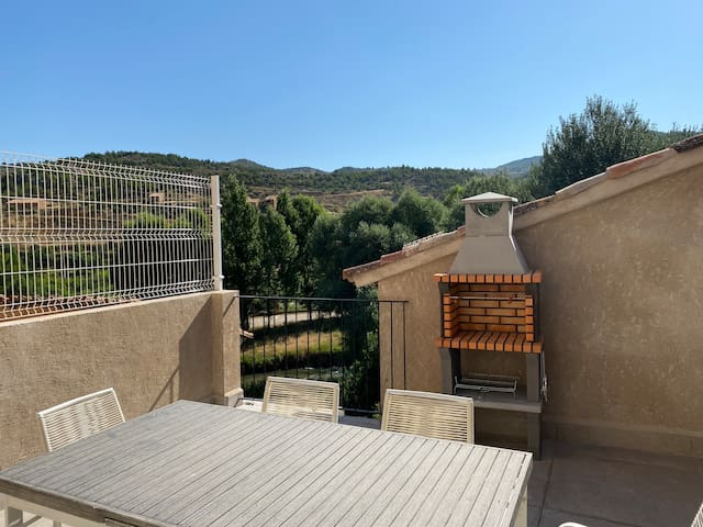 La Casa del Portón, Casas Altas, Rincón de Ademuz