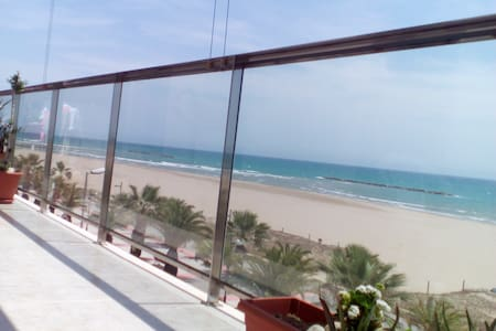 On The Beach With Big Terrace Pool PK ,HUTB-015894 - Cubelles