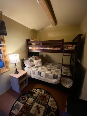 Separate bunkhouse