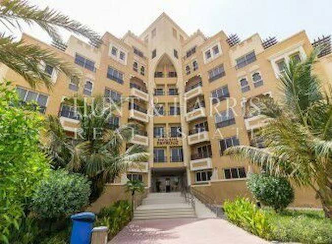 Very nice studio with balcony - Ras Al-Khaimah - Wohnung