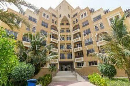 Very nice studio with balcony - 拉斯海玛(Ras Al-Khaimah) - 公寓