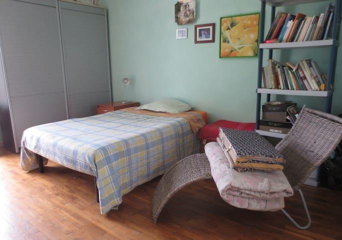 Stanza privata in appartamento - Monesiglio - Appartement