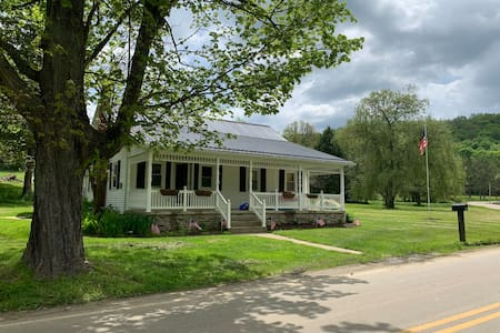Marymount Hideaway  in Ohio's Amish country
