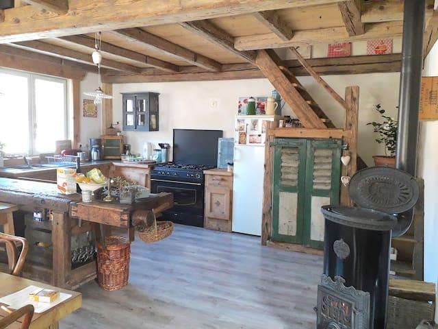 Maison indépendante / Saint Gervais Mt Blanc