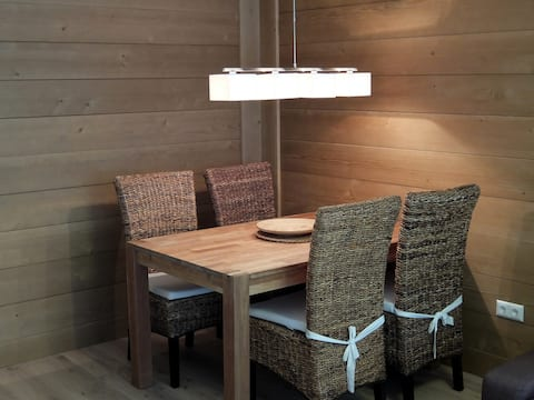 Sunny Studio , Swimming pool and Sauna in house