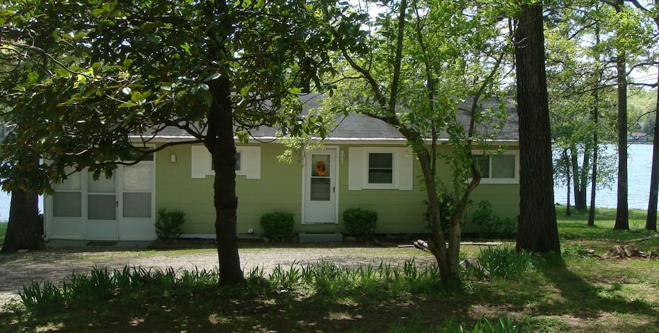 #6123 The 2-Bedroom Lake Sequoyah Home