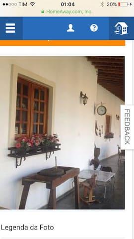 Casa de Campo Maravilhosa de 700 m2 com 11 suites - Vitória de Santo Antão - Kabin