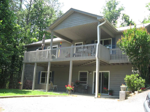 Private Mountain Apartment in Fairview!  ! - Fairview - Apartment