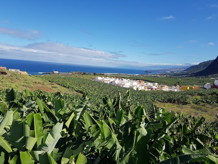 Teno Mountains&Bananas Garden House
