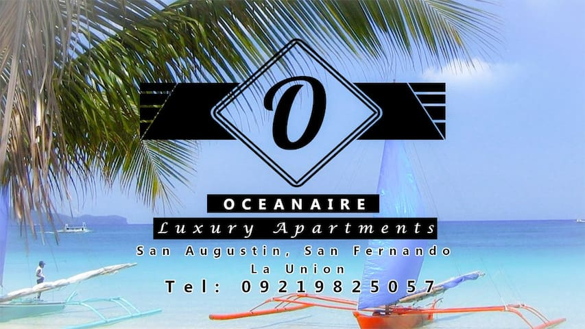 Oceanaire Luxury Apartments (on the beach!) - San Fernando - Kondominium