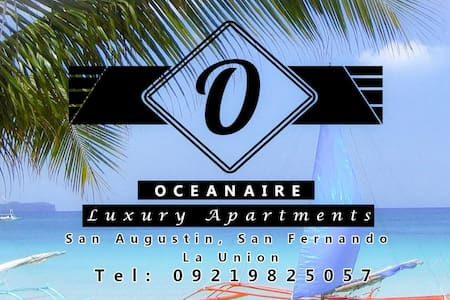 Oceanaire Luxury Apartments (on the beach!) - San Fernando - 公寓
