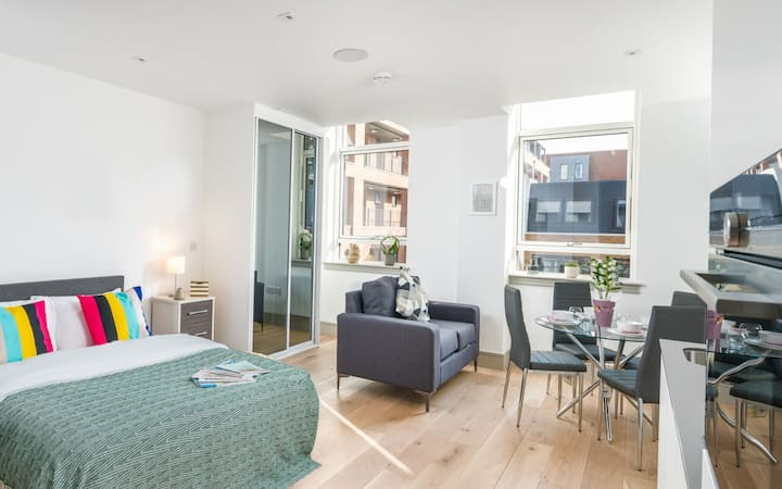 Modern 1 bed flat in Seven Sisters London