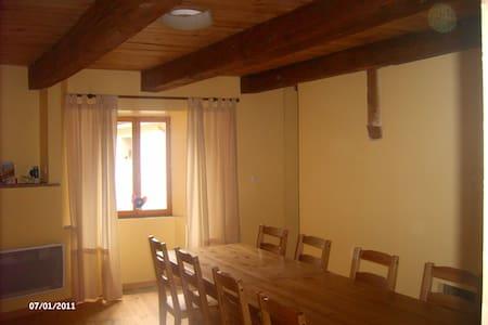 Chaletski 3v - Orelle - Casa