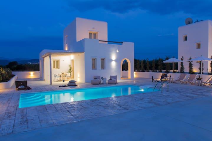 Naxian Lounge Villas | Villa II with private pool