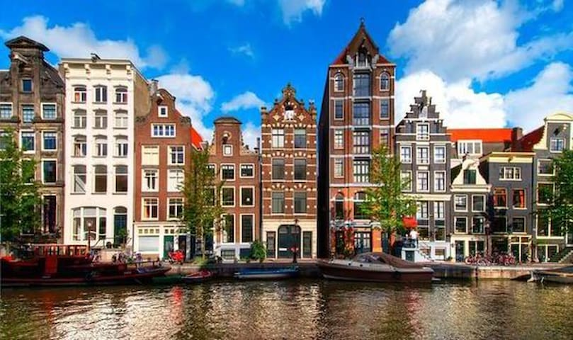 AMAZING LOCATION: Appartment on the canals! - Amsterdam - Apartmen