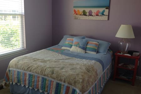 Quiet, comfortable room near beach - Lewes