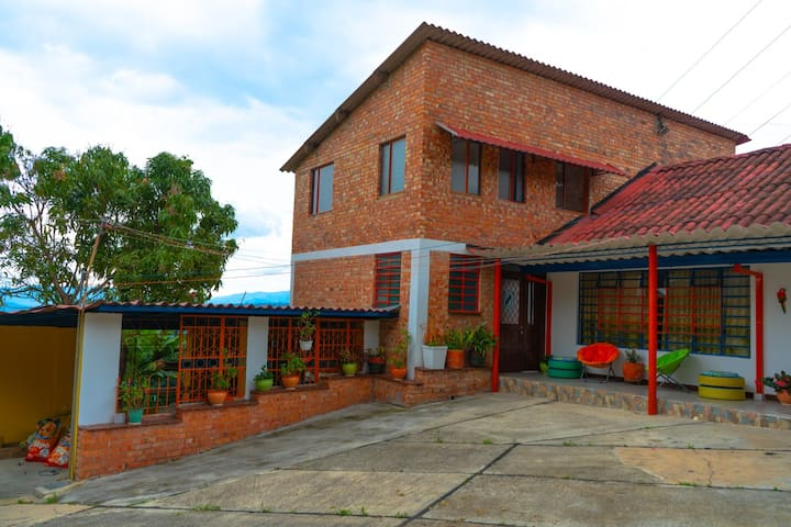 Casa Campo Los Guayabos