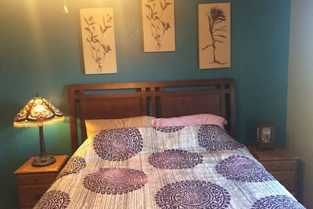 Cozy, clean & comfortable bedroom#1 - Austin - Haus