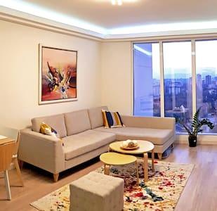 Apartment in Cevahir Sky City - 15th floor + SPA