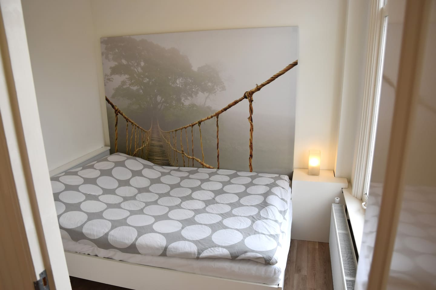 Spacious room ideal for city and beach
