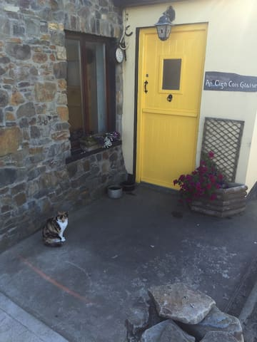 BEAR COTTAGE - Ballybunion  - Dom