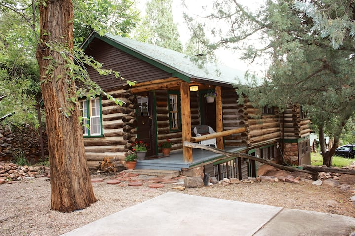 Keithley Pines Bristlecone Cabin