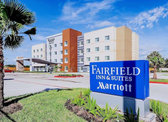 Houston's Finest - Fairfield by Marriott