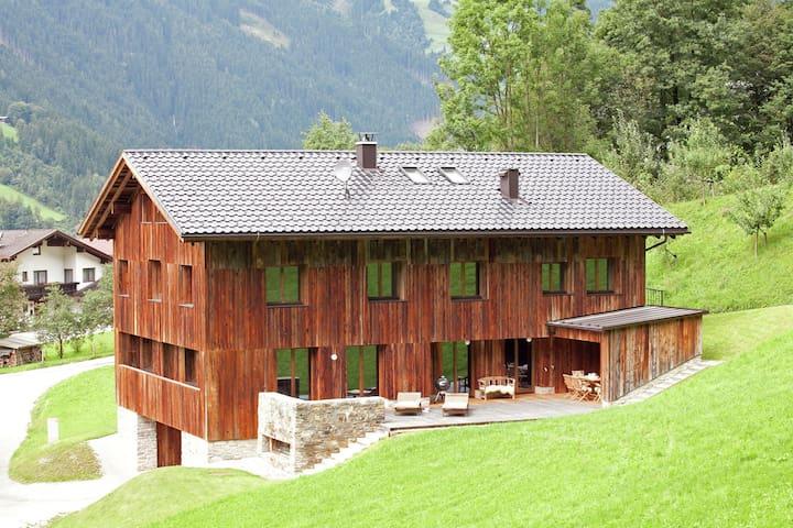 Luxurious Apartment with Sauna in Tyrol Austria